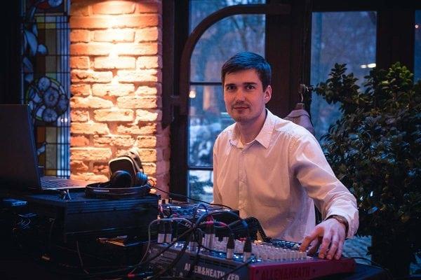 Didžėjaus (DJ) paslaugos